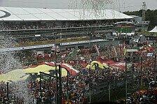 Monza bleibt auch 2017 im F1-Rennkalender, Ecclestone unterzeichnet Vertrag