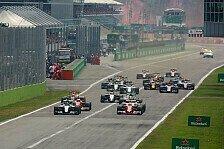 Streckenvorschau Italien GP: Autodromo Nazionale Monza