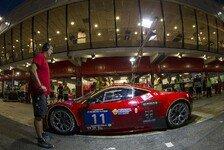 Mehr Sportwagen - 24 Stunden von Barcelona