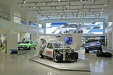 WRC - 50 Years of Excitement zeigt Motorsport-Geschichte: Volkswagen-Sonderausstellung in Berlin er�ffnet