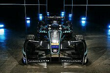 Formel E - Jaguar Team-Launch