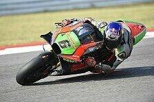 MotoGP - Bradl: Crash verdirbt guten Freitag