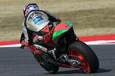 MotoGP San Marino Misano 2016 Qualifying Stefan Bradl Aprilia