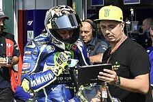 MotoGP - Uccio: Rossi froh über Lorenzos Yamaha-Comeback
