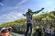 Edgar Mielke - Flag to Flag: Valentino Rossi, der MotoGP-Heilige von Misano