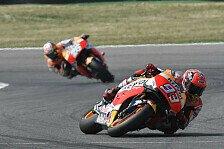 Marquez nach P4 in Misano trocken: Ich muss kein Risiko nehmen