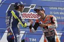 MotoGP - Video: Pedrosa endlich wieder obenauf: Highlights aus Misano