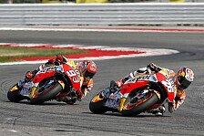 MotoGP - Honda-Piloten testen 2017-Motor vorzeitig