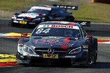 DTM - Maximilian Götz fährt am Nürburgring in die Punkte