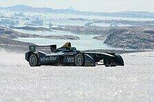 Formel E - Ice, Ice Baby - die Formel E in der Arktis