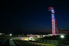 WEC - Video: Nacht-Action im FP2 der WEC in Austin