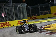 Nico Hülkenberg stark in Singapur: Force India kontert Williams