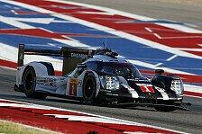 WEC - Audi wieder im Pech: Porsche staubt Austin-Sieg ab
