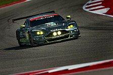 WEC - Pole: Aston Martin setzt sich in GT-Thriller durch