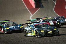 WEC - Aston Martin dominiert, unfassbares Pech für Ford