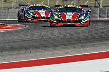 WEC - Video: Best of Ferrari: 6h vom Circuit of the Americas