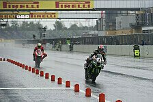 Superbike - Irre Regenlotterie am Lausitzring: Rea siegt
