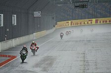Superbike - Sturz: Rennen und Titel gleiten Sykes davon