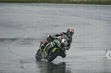 Superbike - Rea biegt Sykes in nasser Superpole: WSBK Magny-Cours 2016: So liefen die Trainings