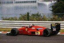 Formel 1 - Bilderserie: Die längsten Serien ohne Ferrari-Sieg