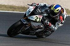 Superbike - Reiterberger mit furiosem Comeback am Freitag