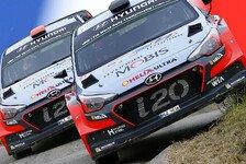 Hyundai-Battle reloaded: Sordo vs Neuville bei der Rallye Korsika