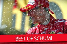 Formel 1 - Video: Unser Schumi: Best of Rekordweltmeister, Legende & Superstar Michael Schumacher