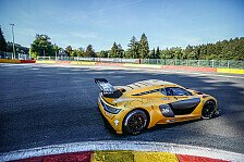 Motorsport - Kubica-Gaststart bei Renault Sports Trophy in Spa