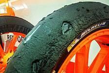 MotoGP - Pedrosas Reifen defekt: Honda bittet zum Rapport