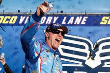 NASCAR - Spannende Positionsk�mpfe auf der Magic Mile: Harvick bezwingt Kenseth in Loudon