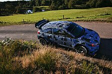 WRC - Bilder: Hyundai testet 2017er WRC-Boliden