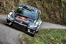 WRC - Video: Rallye Frankreich: Highlights Shakedown