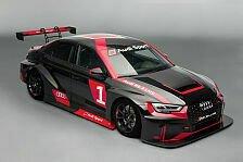 Mehr Sportwagen - Das ist die Rennversion des Audi RS 3