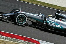 Formel 1 - Red Bull sprengt das Mercedes-Duo in Malaysia: 3. Training: Hamilton h�ngt Verstappen ab