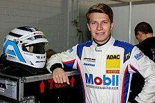 Sebastian Asch startet 2018 für Zakspeed im ADAC GT Masters