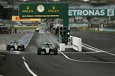 Formel 1 - Dominanter Hamilton: Team f�r Team - Malaysia GP: Qualifying