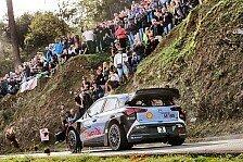 WRC - Neuville: Podest und Vizetitel im Visier