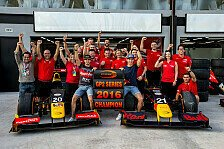 GP2 - Bilder: Malaysia - 19. & 20. Lauf