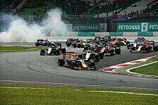 Malaysia Wahnsinn! Ricciardo siegt vor Verstappen, Dramen bei Mercedes