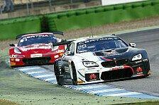 ADAC GT Masters - Schubert Motorsport beendet Debütsaison