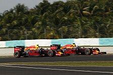 Red Bull gewann das Formel-1-Rennen in Malaysia und schrieb Geschichte