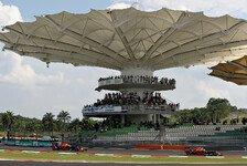 Formel-1-Kalender: Geteilte Meinungen über geplante Aufstockung auf 25 Rennen