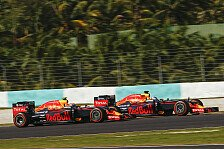 Formel 1 - Analyse: Duell Ricciardo vs Verstappen um den Sieg