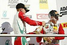 ADAC Formel 4 - Mick Schumacher gewinnt zum Saisonabschluss