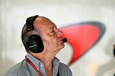 Formel 1 heute 12 Jahren: Ronspeak geht von Sendung