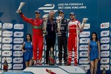 Formel E - Hongkong ePrix