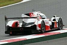 WEC Fuji 2016: Die Trainings mit Audi, Porsche und Toyota