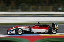 Lance Stroll sicherte sich bei der Formel 3 in Hockenheim die Pole Position