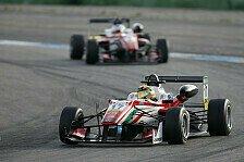 Maximilian Günther ist Vize-Meister der Formel-3-EM