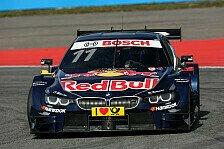 Edoardo Mortara hat das letzte DTM-Rennen gewonnen, Marco Wittmann ist Meister
